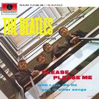 The Beatles (Битлз) обложки альбомов  1963 - Please Please Me (Mono)