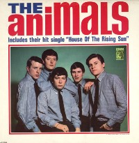 The Animals альбомы 1. 1964 The Animals