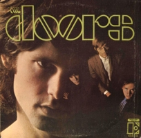 Джим Моррисон обложки альбомов  1967 - The Doors