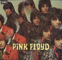 Pink Floyd (Пинк Флойд) обложки альбомов 1967 - The Piper At The Gates Of Dawn