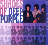 Deep Purple (Дип Пёрпл) обложки альбомов 1968 - Shades of Deep Purple