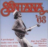 Santana (Сантана) обложки альбомов 1968 - Santana '68