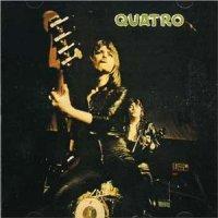 Suzi Quatro (Сьюзи Кватро) обложки альбомов
