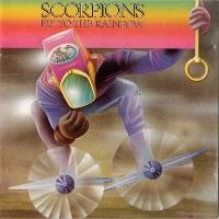 Scorpions (Скорпионс) обложки альбомов 1974 - Fly to the rainbow