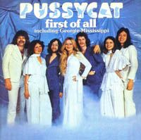 Pussycat  (Пуссикэт) обложки альбомов 1976 - First of all