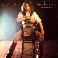 Bonnie Tyler Бонни Тэйлор обложки альбомов 1977 - The World Stars Tonight