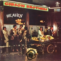 Gibson Brothers (Братья Гибсон) обложки альбомов 1978 - Heaven