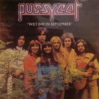 Pussycat  (Пуссикэт) обложки альбомов 1978 - Wet day in september