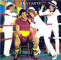 A La Carte обложки альбомов