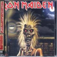 Iron Maiden (Айрон Мэйдэн) обложки альбомов 1980-Iron Maiden
