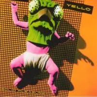 Йелло (Yello) обложки альбомов 1980 Solid Pleasur