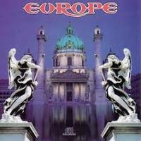 Europe (группа Европа) обложки альбомов 1983 - Europe
