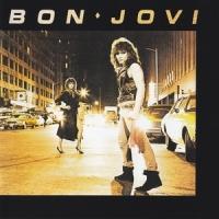 Bon Jovi (Бон Джови) обложки альбомов 1984 - Bon Jovi