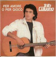 1985 - Per Amore O Per Gioco: