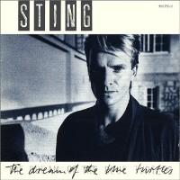 Sting (Стинг) обложки альбомов 1985 - The Dream Of The Blue Turtles