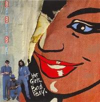 Бэд Бойз Блю (Bad Boys Blue) обложки альбомов 1985.Hot Girls, Bad Boys