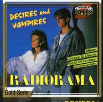 Radiorama (Радиорама) обложки альбомов 1986 - Desires And Vampires