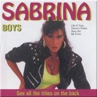 Сабрина обложки альбомов 1987 - Boys