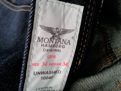 Купить Джинсы Монтана 80
