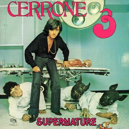 Jean-Marc Cerrone Supernature