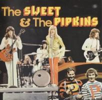 The Sweet (Свит) обложки альбомов Gimme Dat Ding (1970)