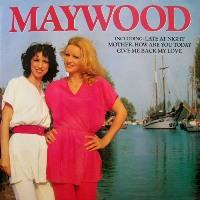 Maywood (Мэйвуд) обложки альбомов 1980 - Late at night