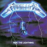 обложки альбомов Metallica (Металлика) Ride The Lightning - 1984