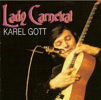Карел Готт (Karel Gott) обложки альбомов Singly 1968 - Lady Carneval