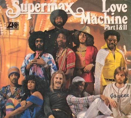 Группа supermax музыка 70-80-х.