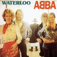 АББА 1974 - Waterloo